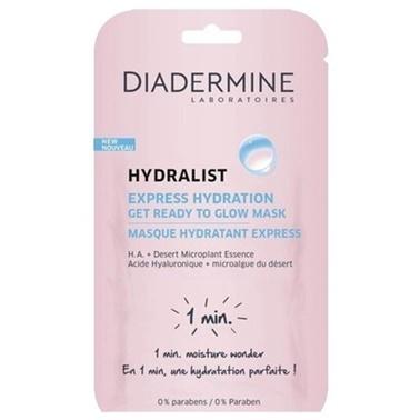 Diadermine Dıadermıne Hydralıst Express Hydratıon Tek Kullanımlık Maske 8 Ml Renksiz